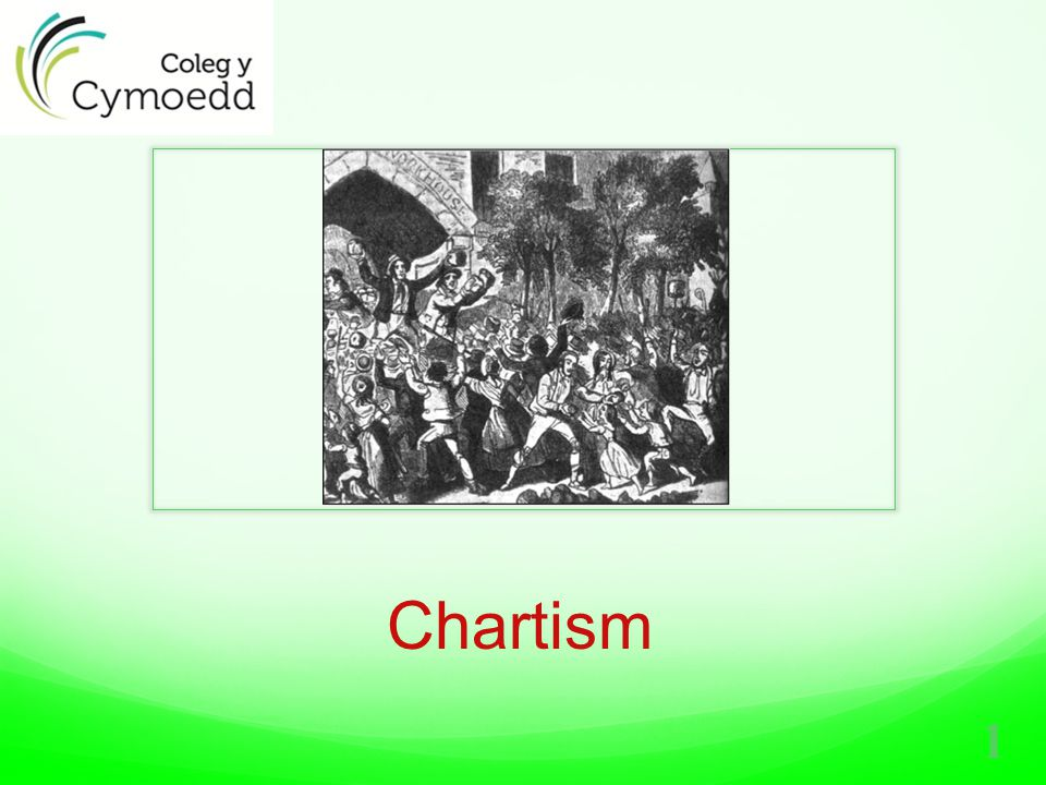 Chartism 1