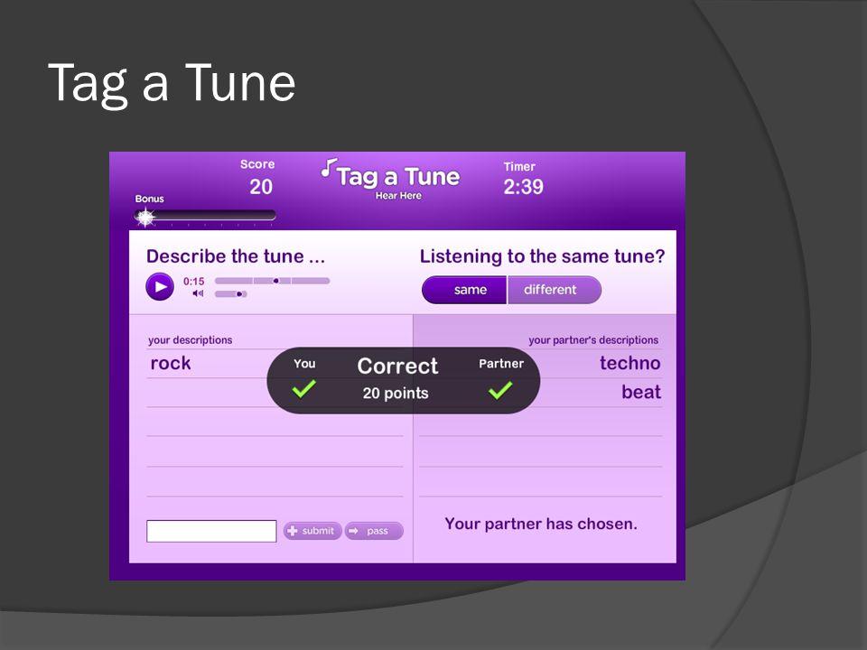 Tag a Tune