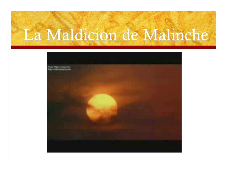La Maldicion de Malinche