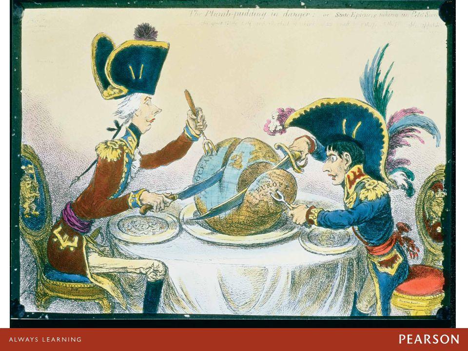 William Pitt and Napoleon