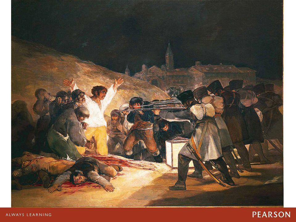 Francisco de Goya, The Third of May, 1808
