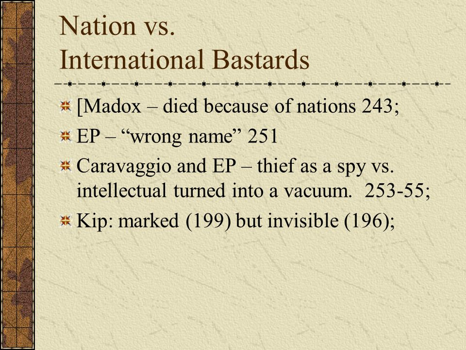 Nation vs.