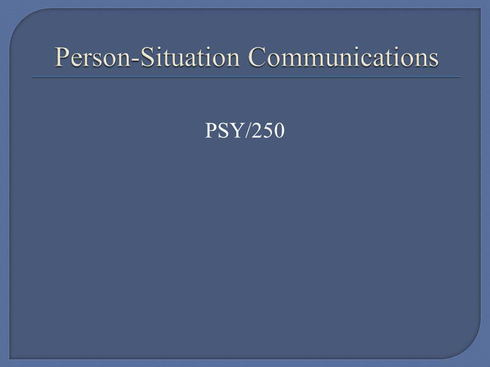 PSY/250