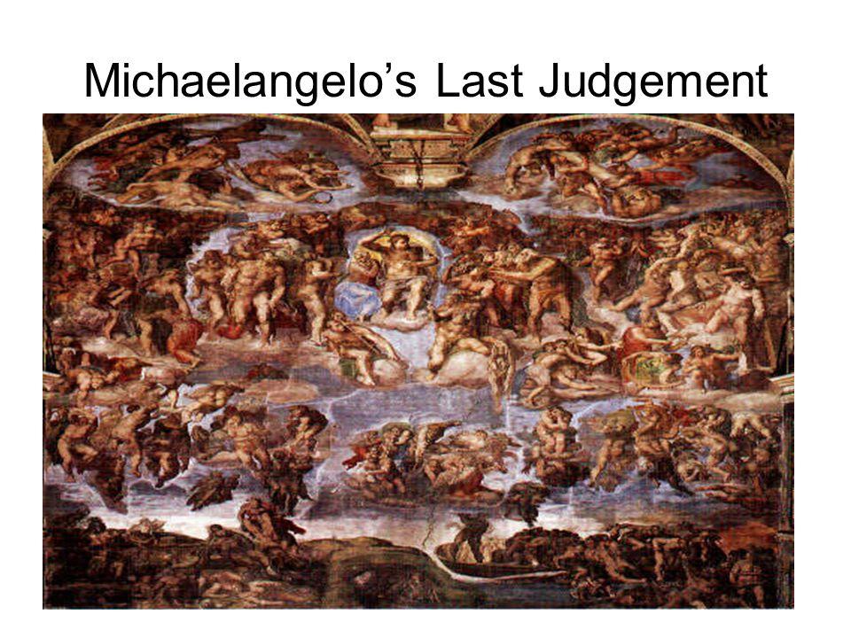 Michaelangelo's Last Judgement