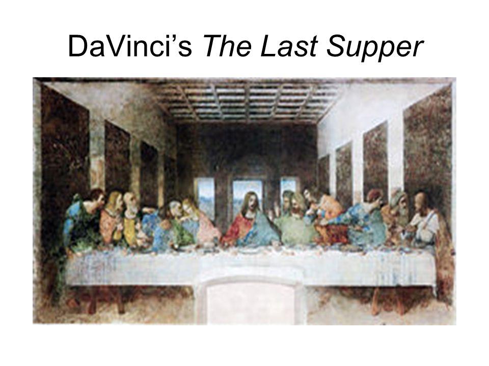 DaVinci's The Last Supper