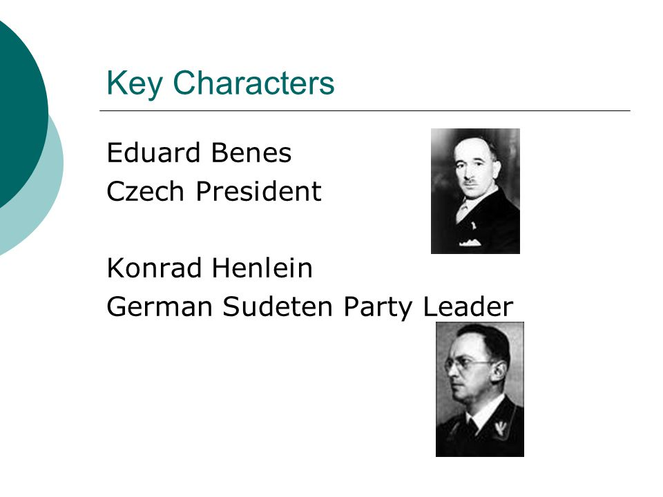 Chamberlain's Meetings 15 th September 1938 - Berchtesgaden Agreement in principle – Sudetenland to be given to Germany.