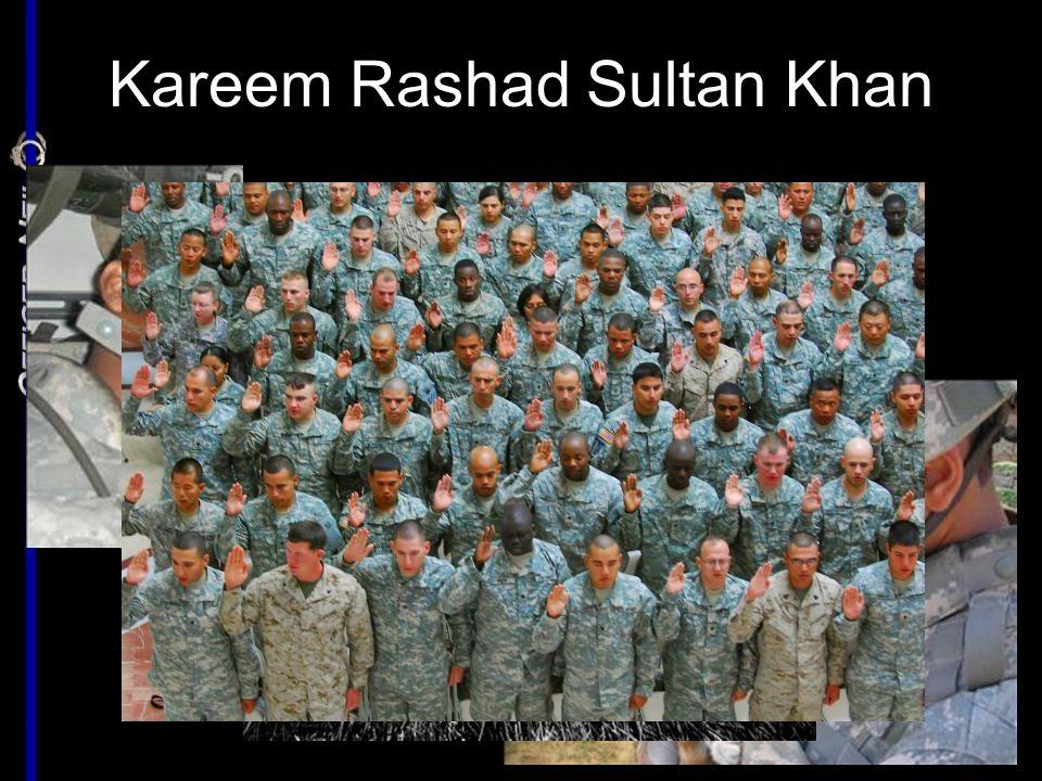 Kareem Rashad Sultan Khan