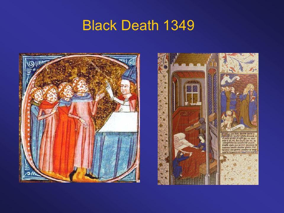 Black Death 1349