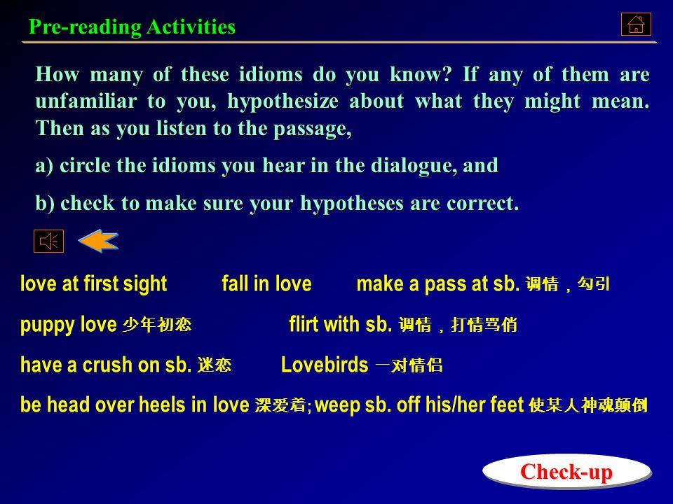 Pre-reading Activities Pre-reading ActivitiesPre-reading ActivitiesPre-reading Activities Text A: Language Points Text A: Language PointsText A: Language PointsText A: Language Points Exercises ExercisesExercises Assignment AssignmentAssignment