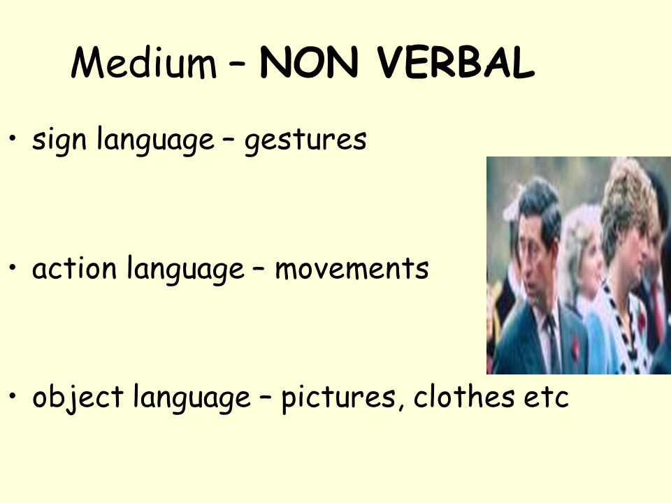 Chronemics  the study of the use of time in nonverbal communication.nonverbal communication  The way we perceive time, structure our time and react to time is a powerful communication tool, and helps set the stage for the communication process.time