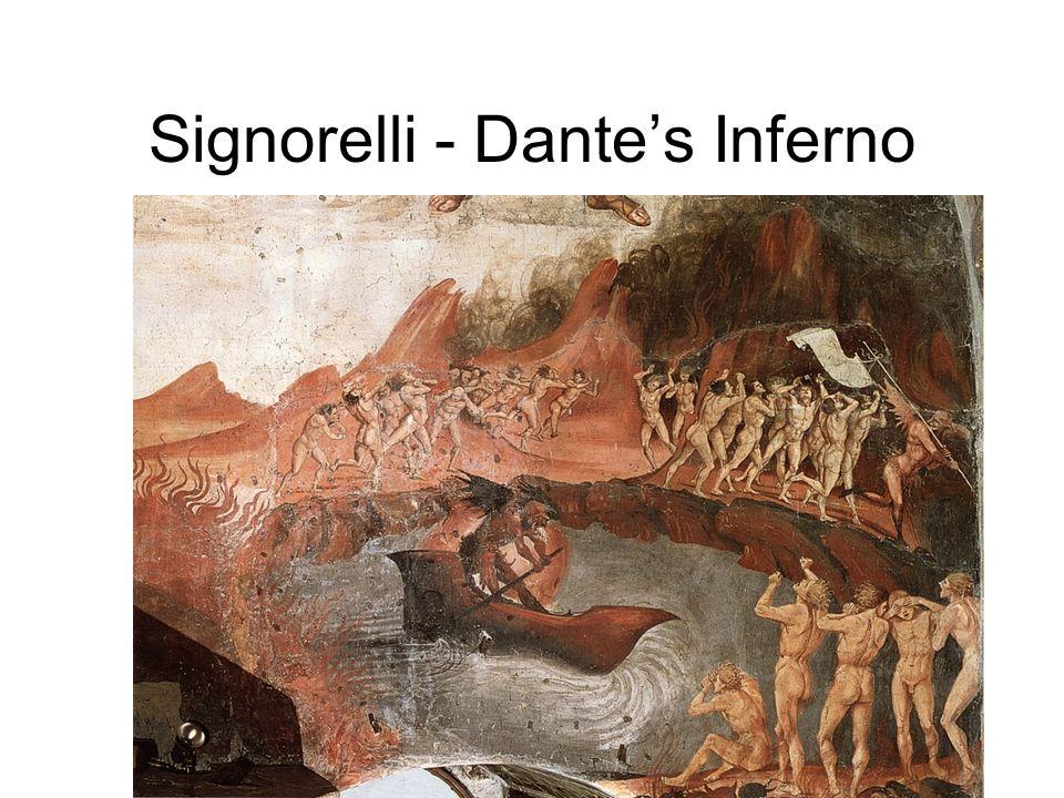 Signorelli - Dante's Inferno