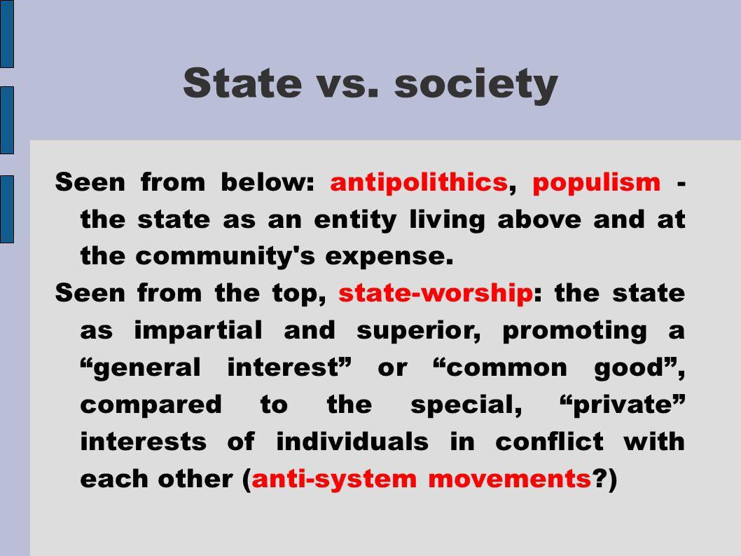 State vs.