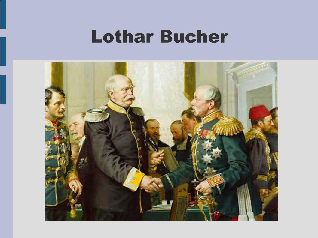 Lothar Bucher