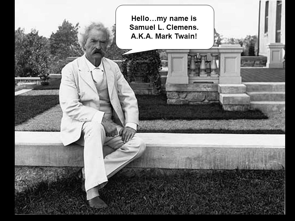 Many, if not all, of Mark Twain novels and stories were directly tied to his life experiences.