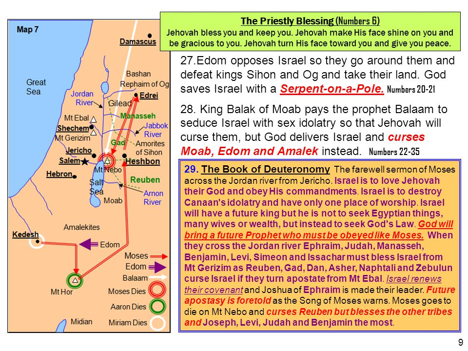 30 152.The Book of Jeremiah (Chapter 27-31,51) Judah's exile will last 70 years.