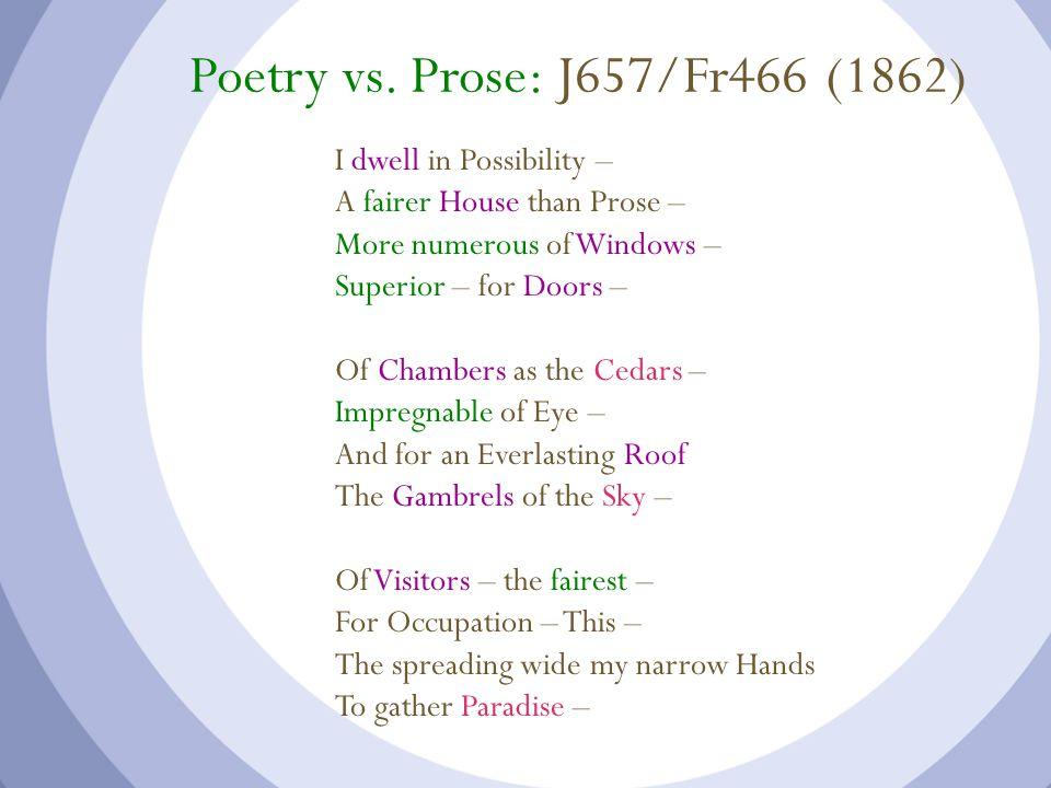 Poetry vs.