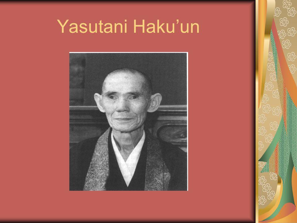 Yasutani Haku'un