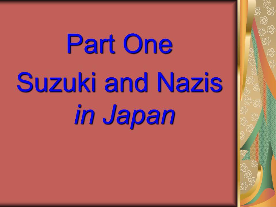 Suzuki's Direct Role.