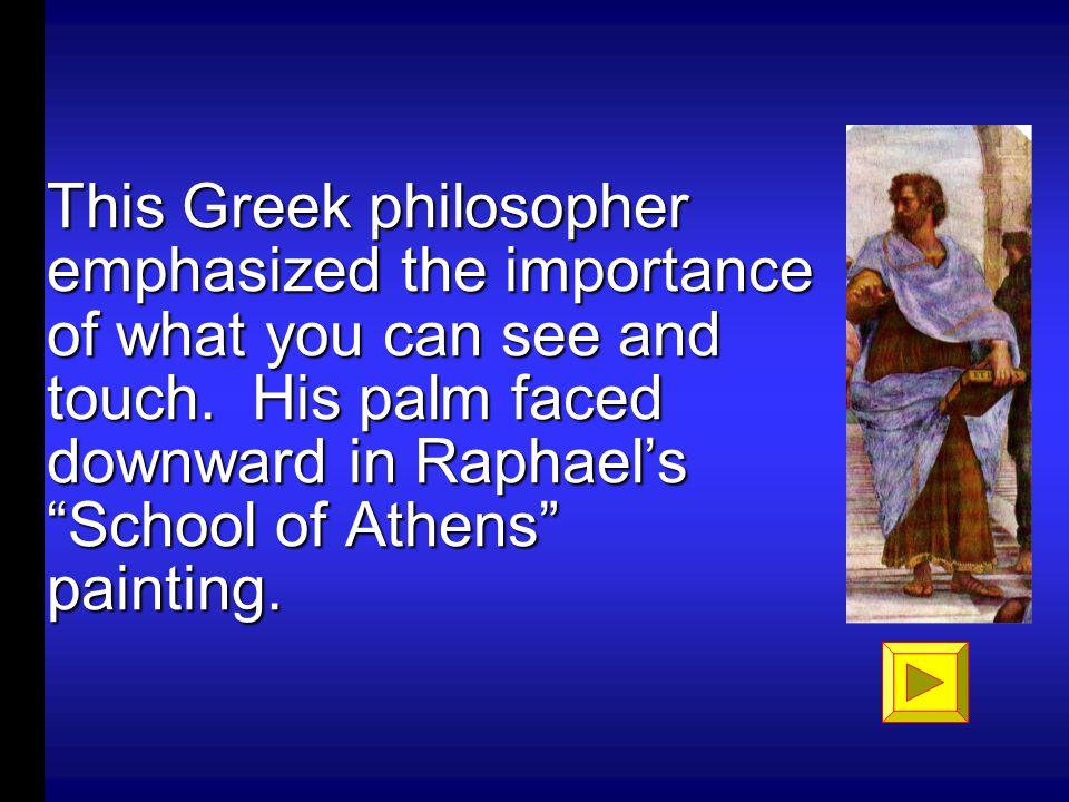 Who was Plato? 100