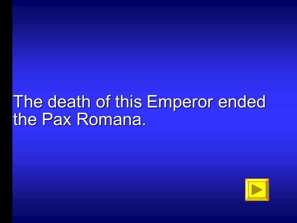 Who was Trajan? 400