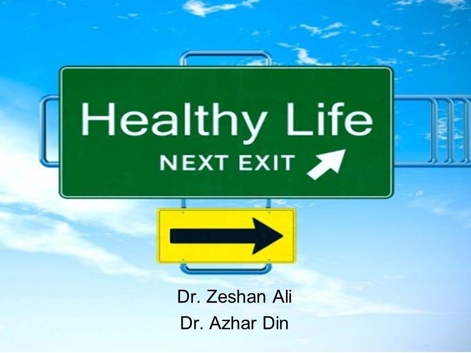 Dr. Zeshan Ali Dr. Azhar Din