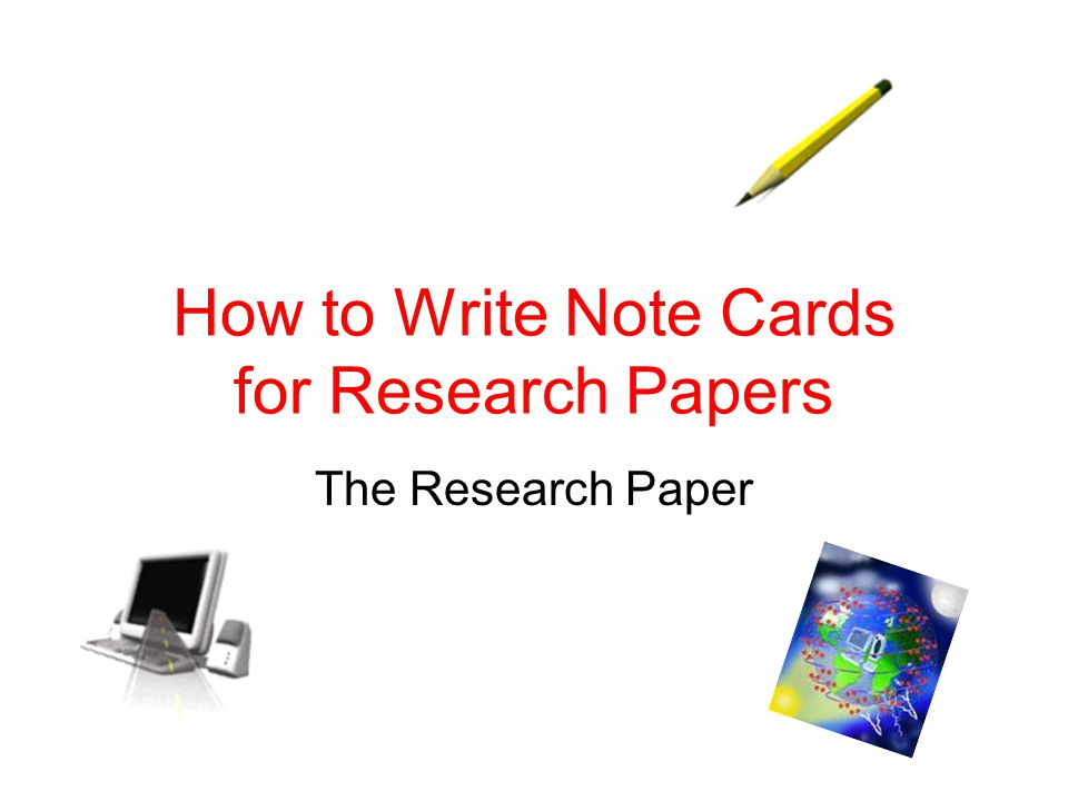 footnote paper research write