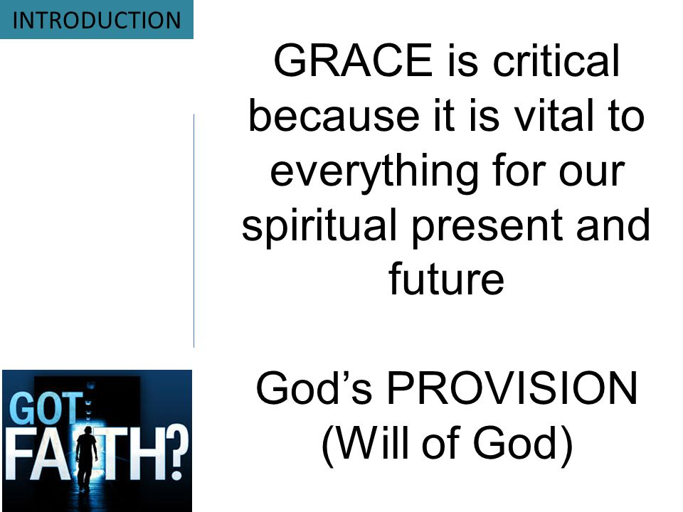 Gripping CONCLUSION FAITH… Is vital Is either ON or OFF Spreads within our Soul