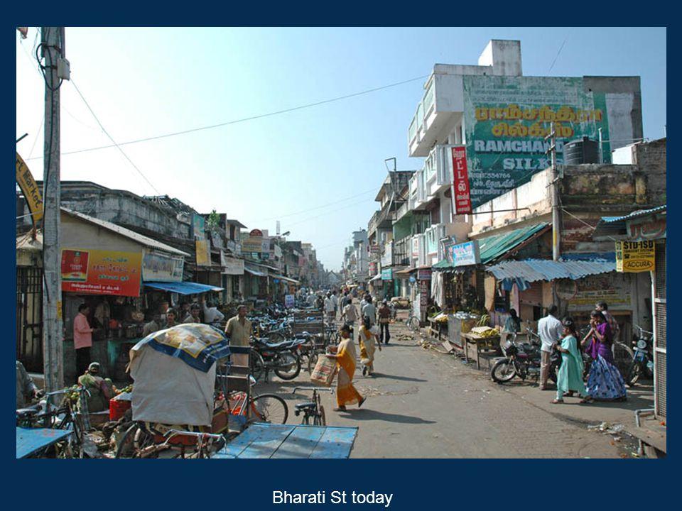 Bharati St today