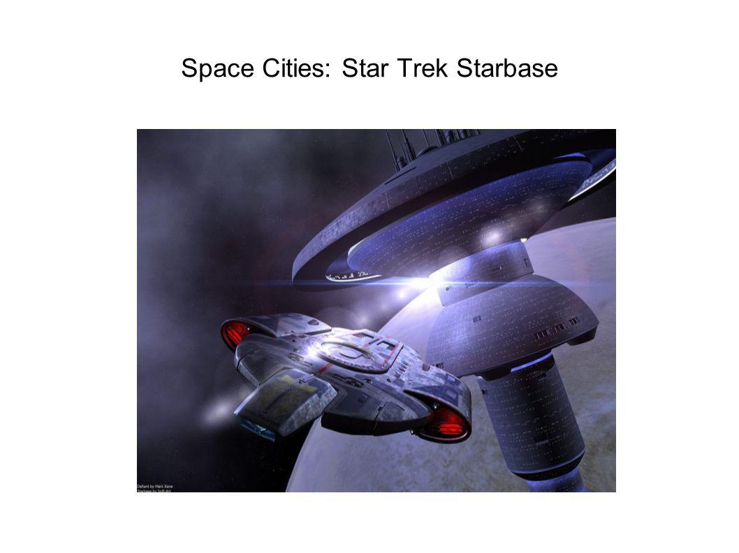 Space Cities: Star Trek Starbase