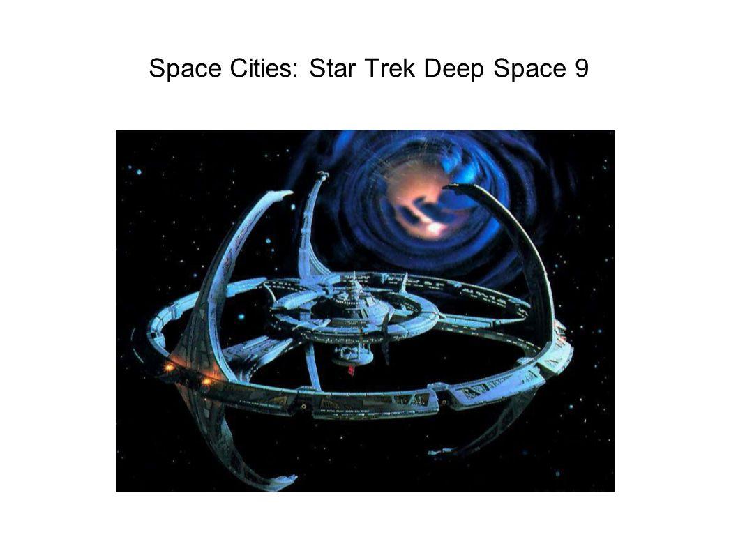 Space Cities: Star Trek Deep Space 9