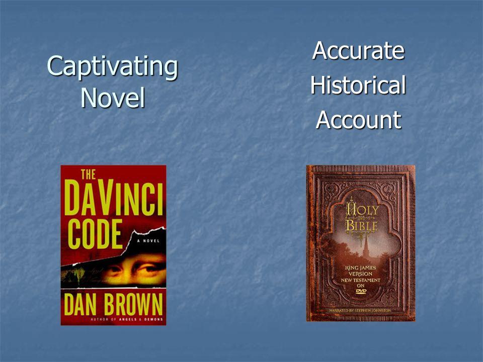 Captivating Novel AccurateHistoricalAccount