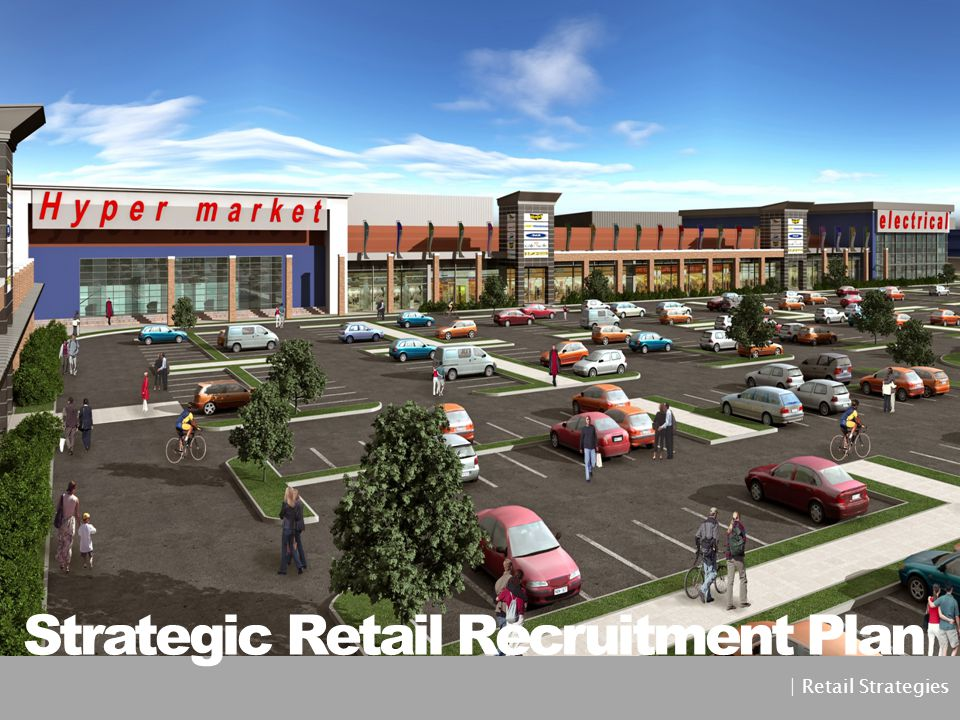 | Retail Strategies Strategic Retail Recruitment Plan