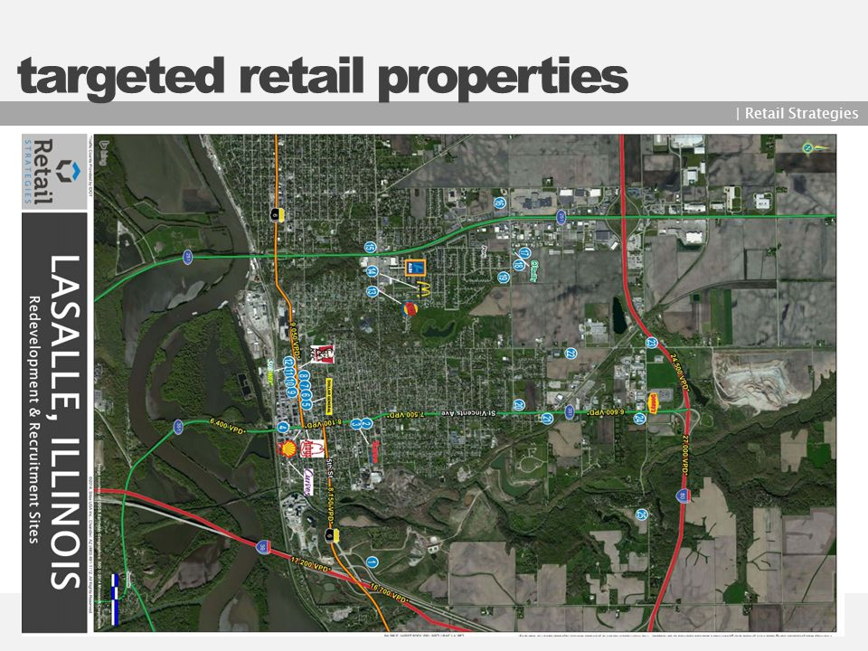 targeted retail properties | Retail Strategies