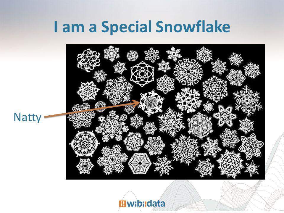 I am a Special Snowflake Natty