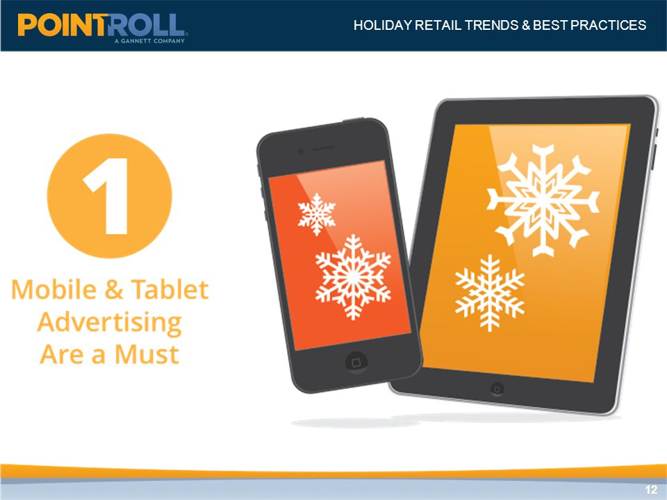 1212 HOLIDAY RETAIL TRENDS & BEST PRACTICES