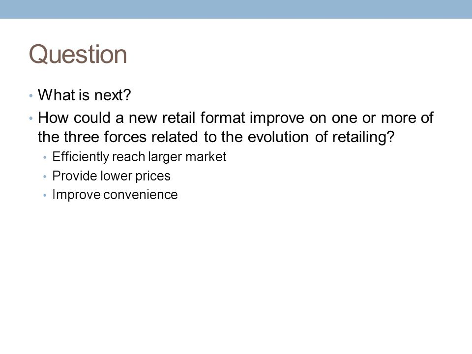 E-Commerce Retail: The Vision The early vision for e-commerce included the following predictions: Consumers would use the Web to find the lowest-cost products Entry costs to the online retail market would be much less than those needed to establish physical storefronts Traditional offline physical store merchants would be forced out of business Widespread disintermediation Few of these assumptions and visions were correct The structure of the retail marketplace in the U.S., with some notable exceptions, has not be revolutionized However, the Internet has created an entirely new venue for multi-channel firms that have a strong offline brand