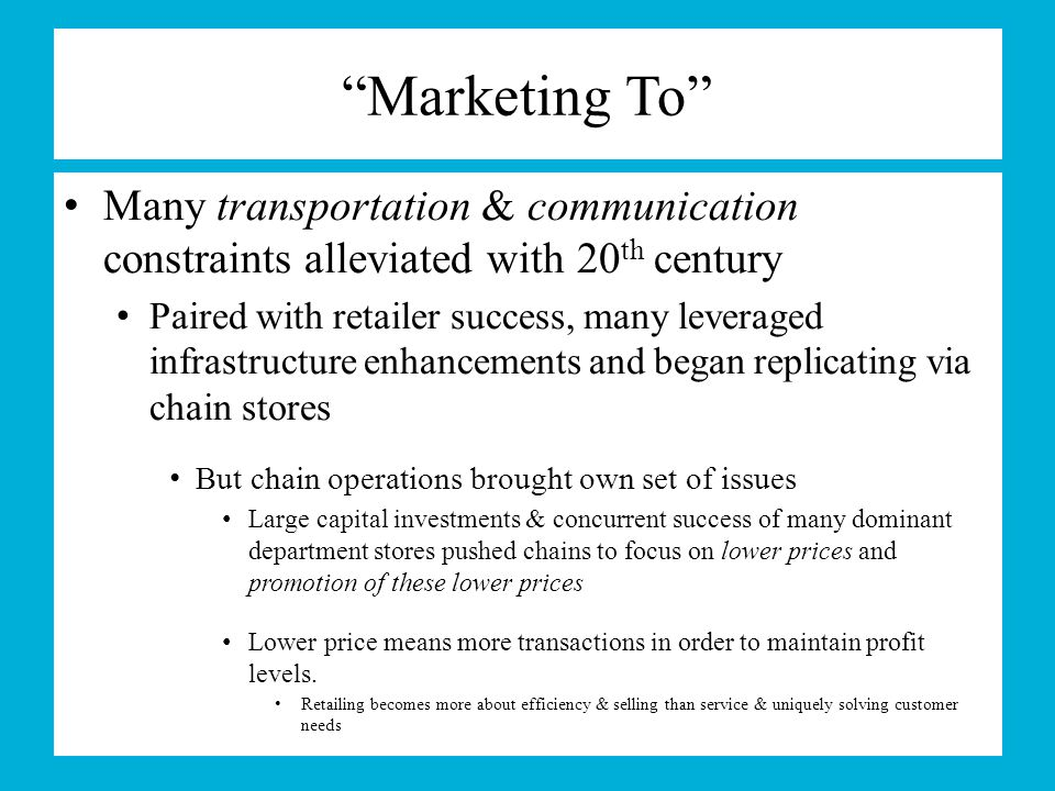 IHIP Characteristics & SD Logic Traditional-services marketing Views services as distinct from goods & in possession of less desirable characteristics IHIP: Intangible, heterogeneous, inseparable, & perishable SD Logic adopts perspective that all market offerings should strive to have & highlight IHIP characteristics What are you buying when you buy… A BMW automobile (a good), or Jewelry from Tiffany's (a store) Brands etc.