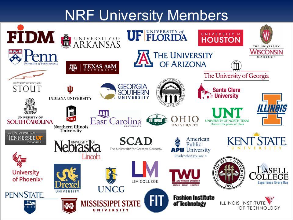 NRF University Members