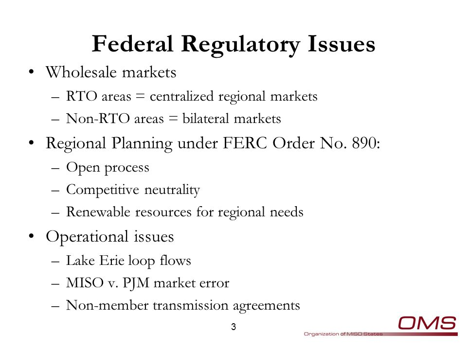Review of State Regulatory Rol e Broad responsibility for retail markets – sales to end users Retail rates –(except cooperatives and municipal utilities in most states) Electric service facilities – permitting and siting of generation and transmission facilities –Need –Cost –Location Includes Distribution, Transmission, Generation, Service Issues, and Safety 4