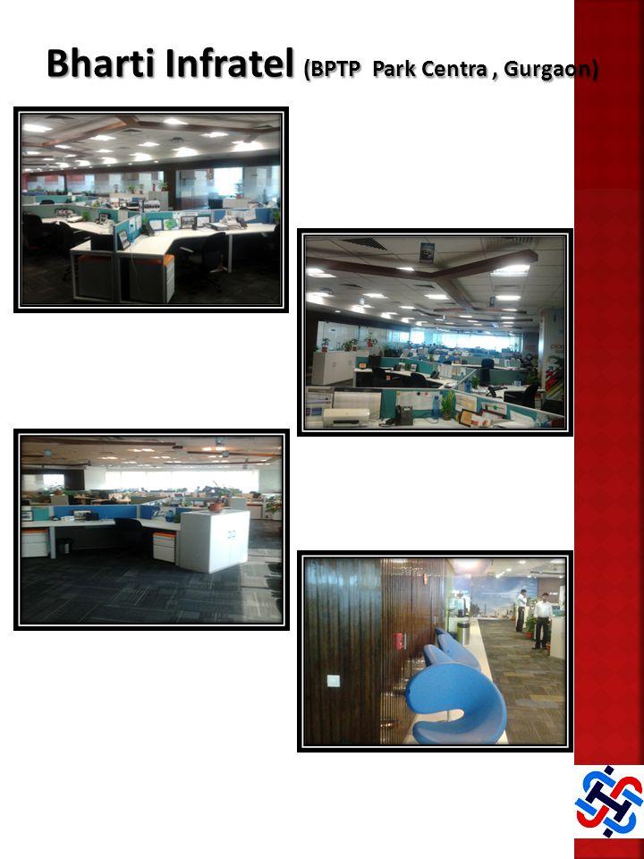 Bharti Infratel (BPTP Park Centra, Gurgaon)