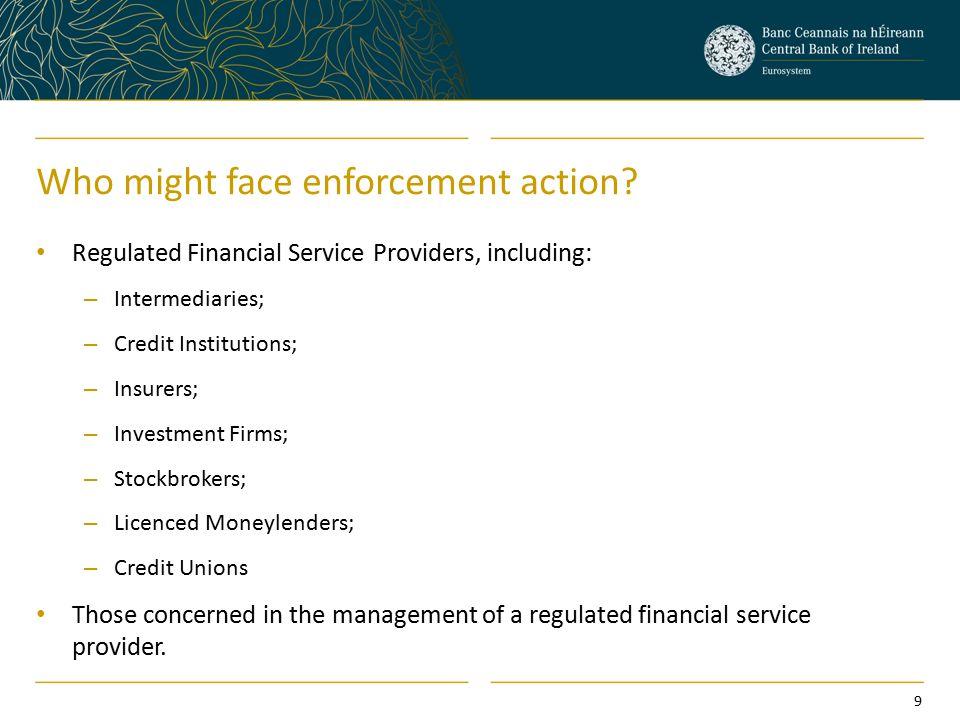 What is an Administrative Sanctions Procedure (ASP).