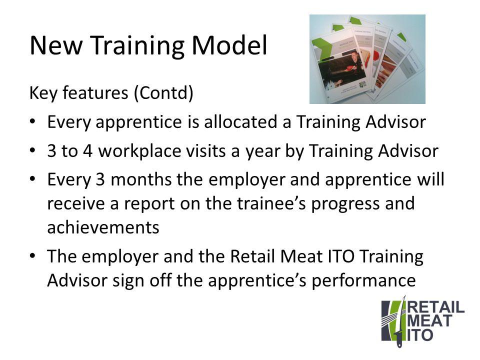 Retail Meat ITO Training Advisors Gerry Hogan, Upper North Island Tui Bradbrook, Lower North Island Corey Winder, South Island Training Coordinator Reuben Berghan