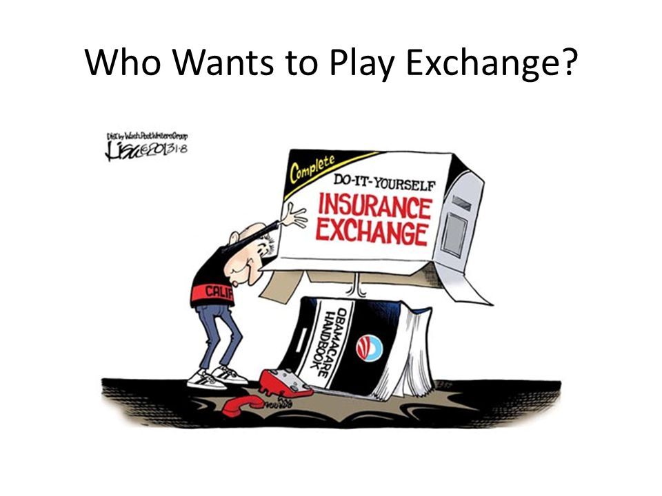 Who Wants to Play Exchange