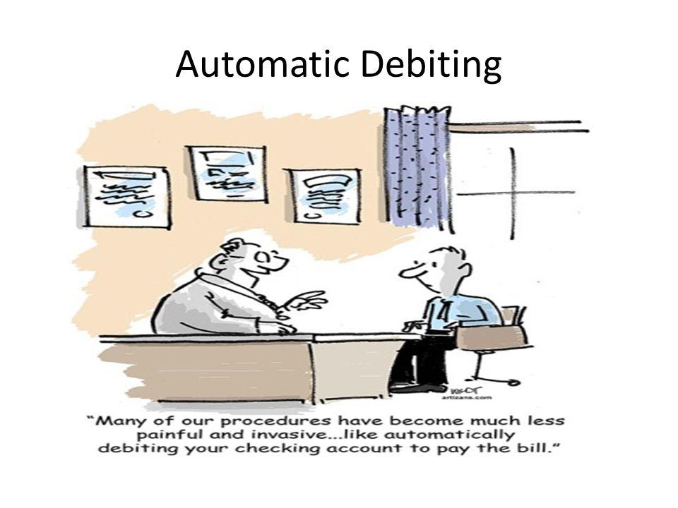 Automatic Debiting