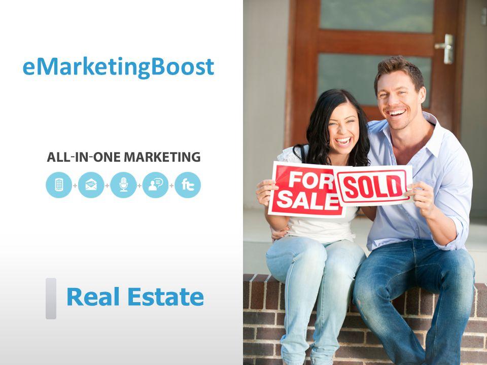 Real Estate eMarketingBoost