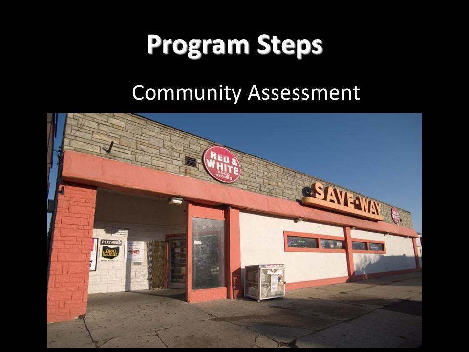 Program Steps Community Assessment