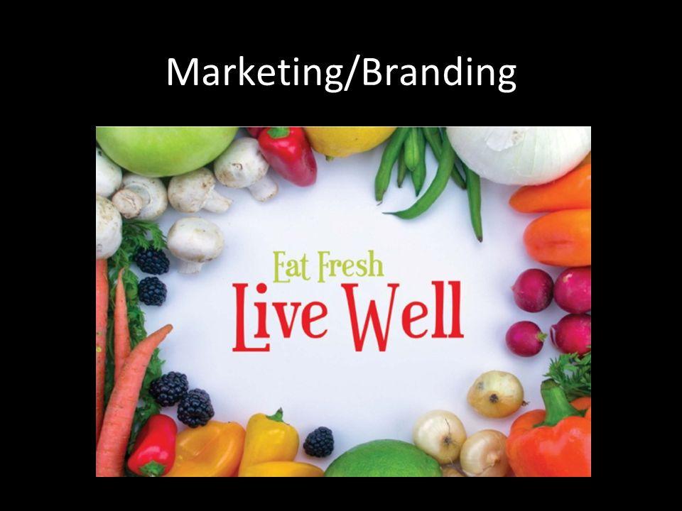 Marketing/Branding