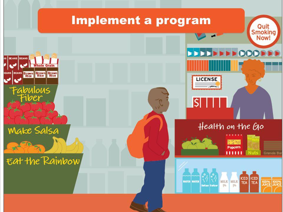 Implement a program