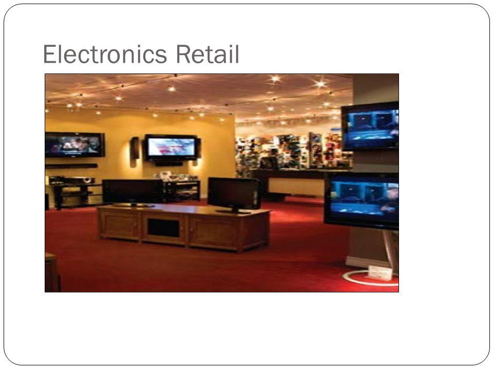 Electronics Retail