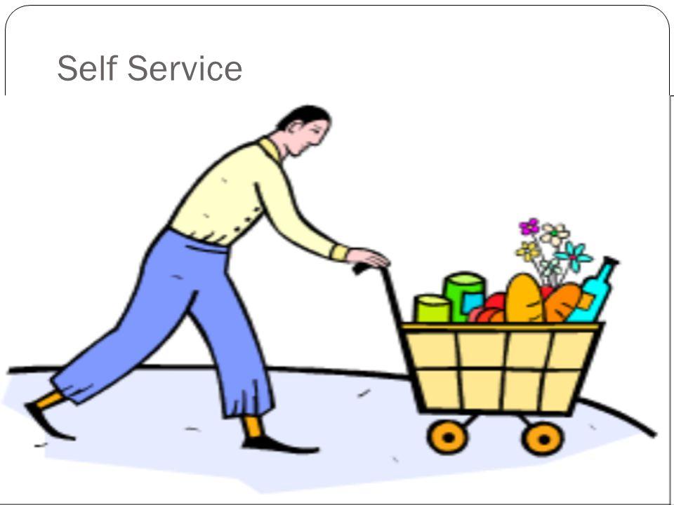 S-38© Copyright Dr. Harjit Singh (2010)7 Self Service